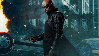 Samuel L Jackson as Nick Fury, Avengers Assemble