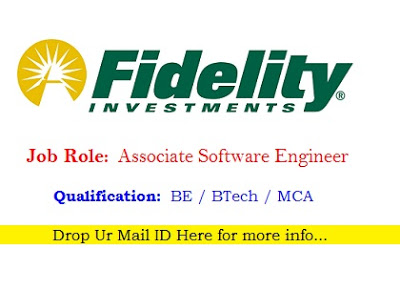 Fidelity Off-Camps for Freshers