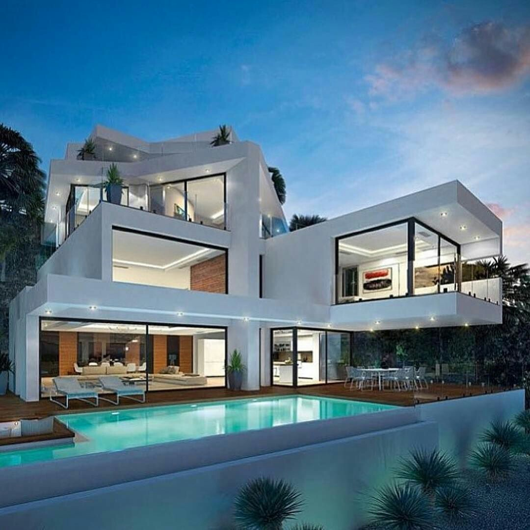 Top 60 Modern Luxury House Design For 2017 Trending News Ofw