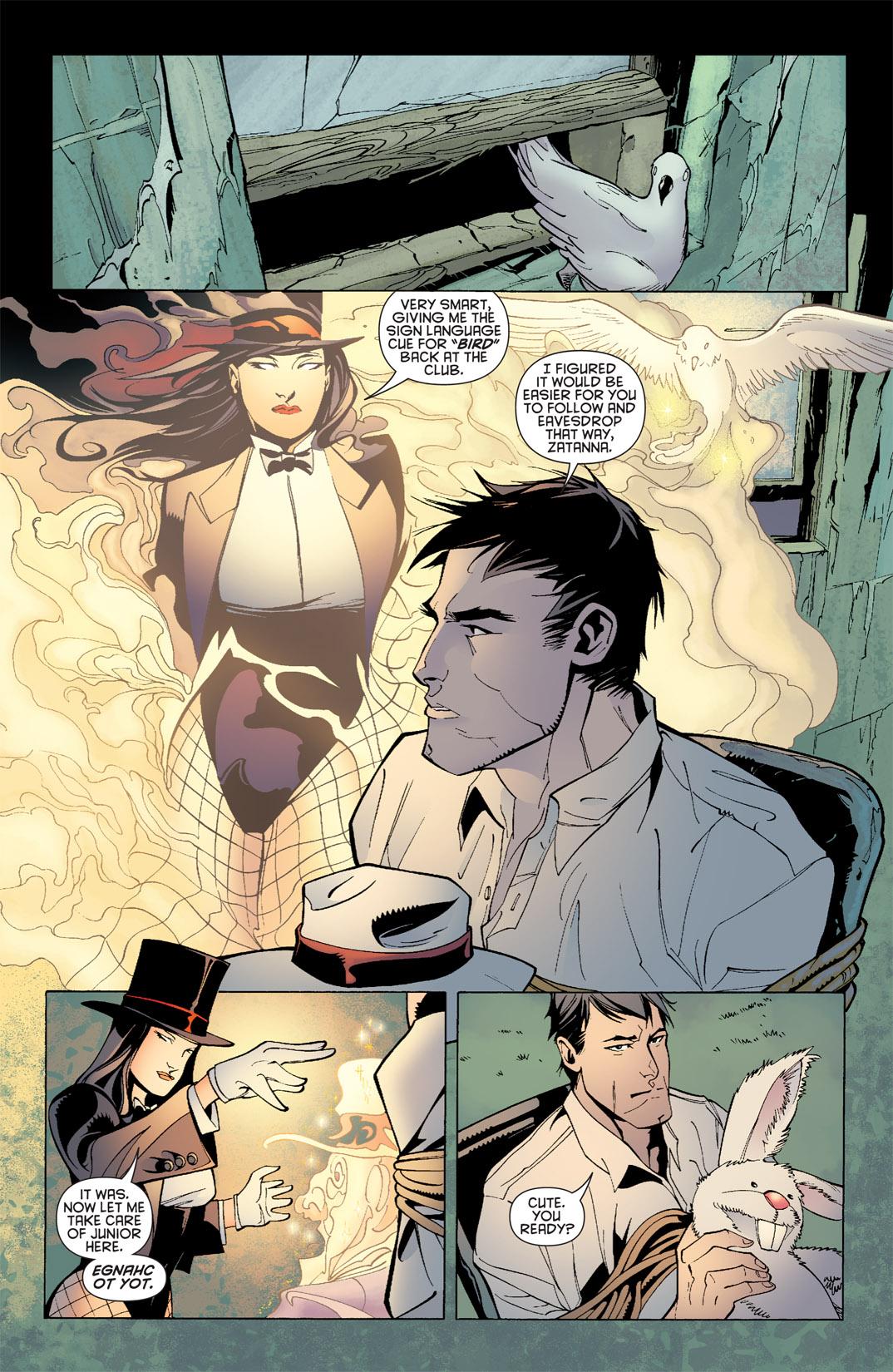 Detective Comics (1937) 844 Page 14