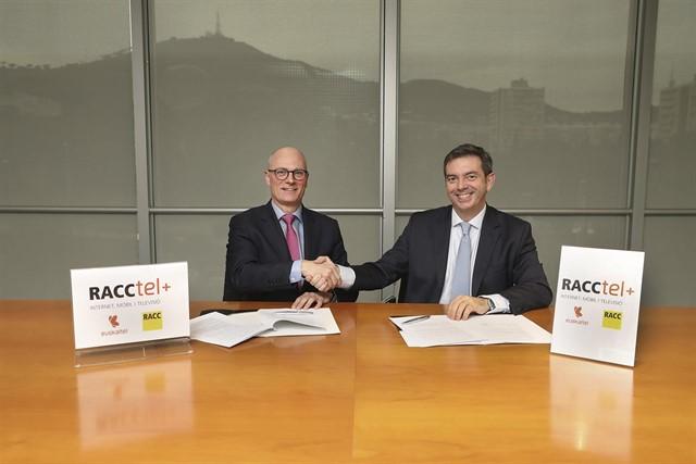 Racctel+ Euskaltel y Racc en Cataluña