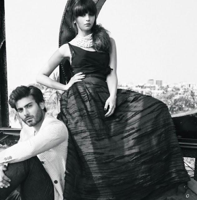 Alia Bhatt & Fawad Khan