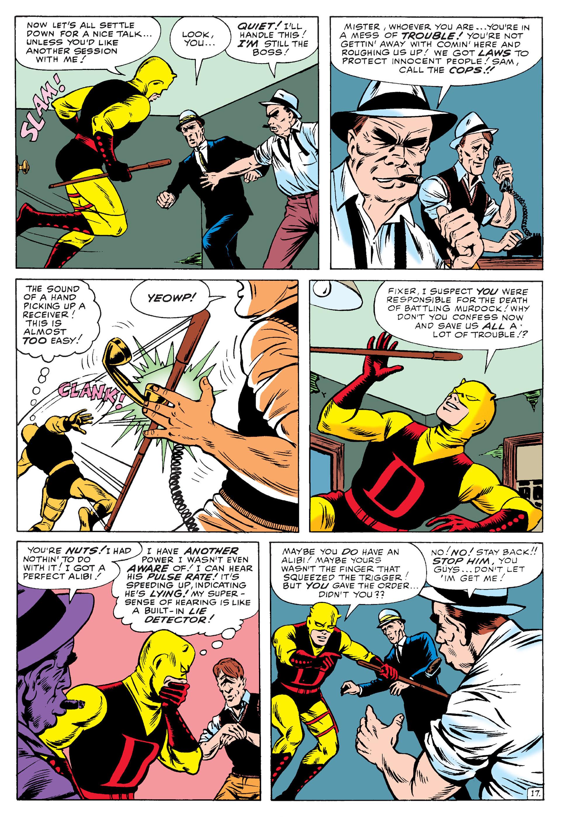Daredevil (1964) -1 Page 17