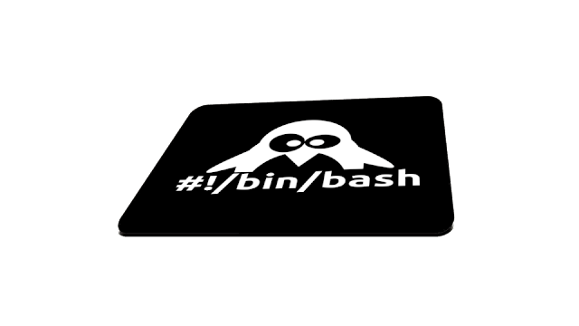 Mousepad BinBash