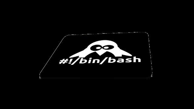Mousepad BinBash