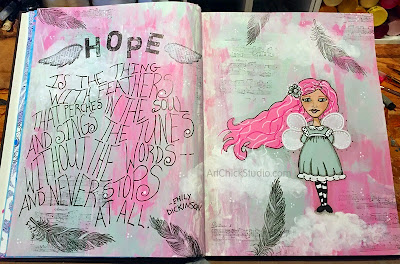 Hope Art Journal