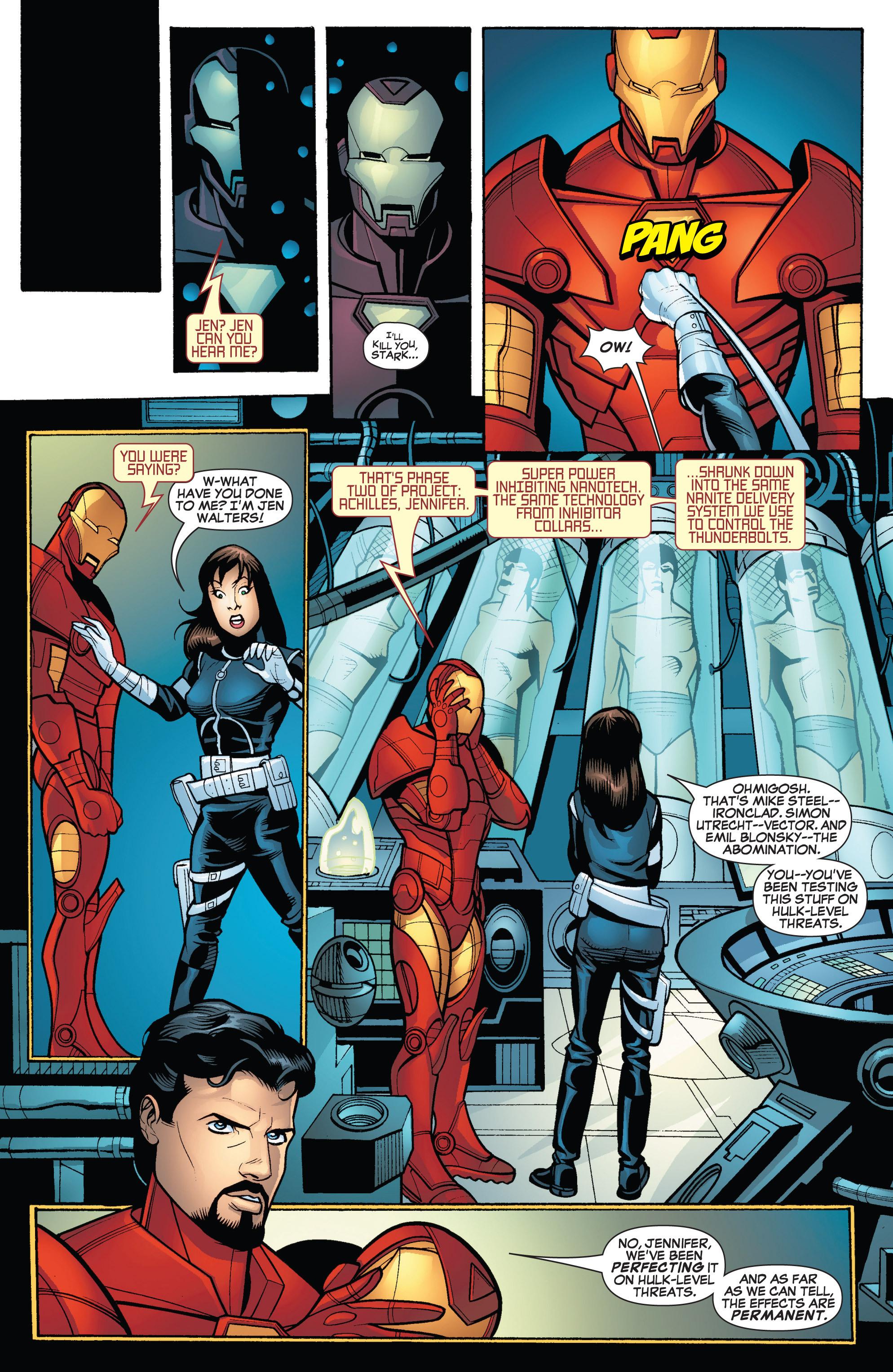 Read online She-Hulk (2005) comic -  Issue #18 - 21