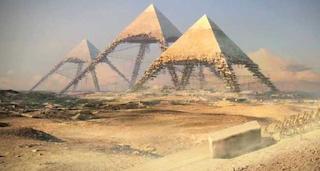 Tο μυστήριο λύθηκε! Πως έχτισαν τις πυραμίδες της Αιγύπτου