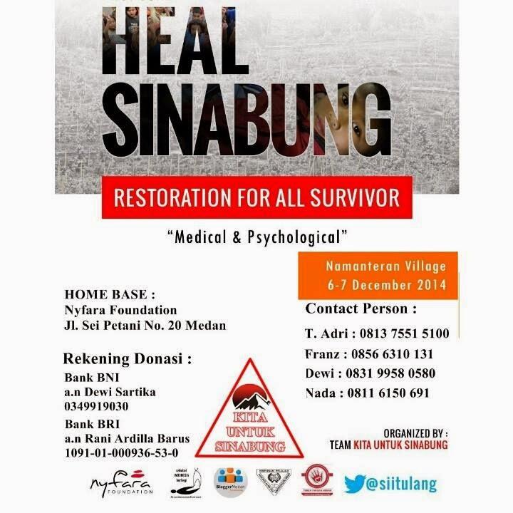 Heal Sinabung