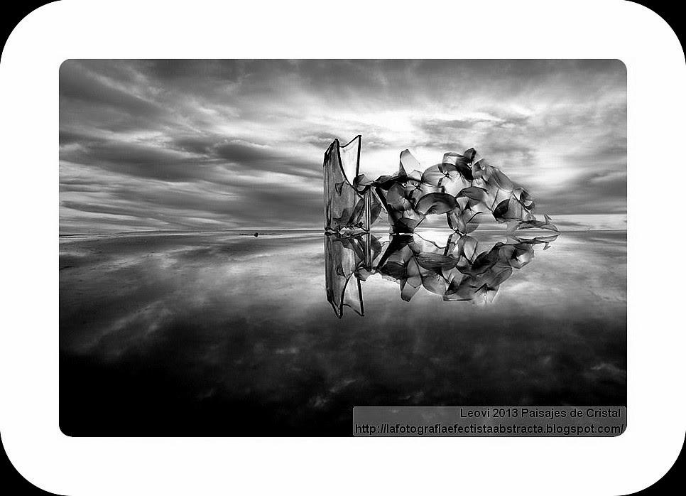 Foto Abstracta 2952 Crystal Landscape 131 Igloo Primavera