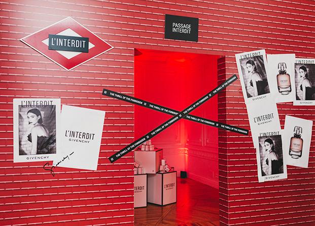 L´Internit, la nueva y apasionante aventura olfativa de Givenchy