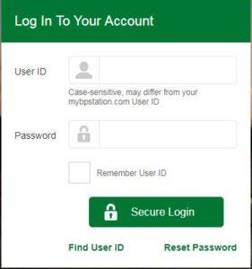 mybpcreditcard account