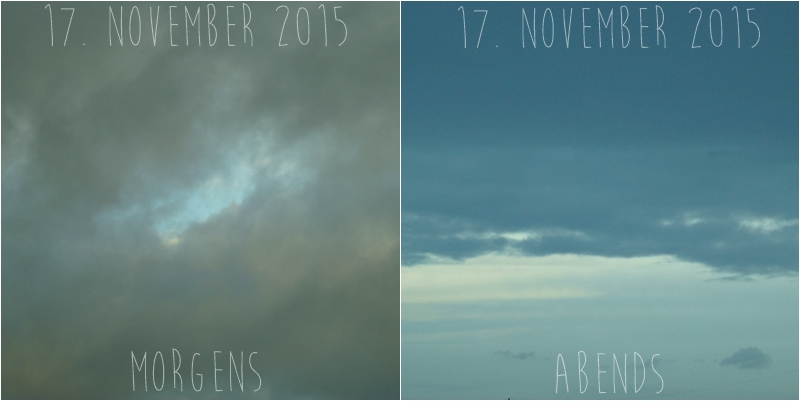 Blog + Fotografie by it's me! - Himmel am 17.11.2015
