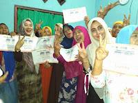 <b>Dekati Srikandi, Umi Elly dan Ibu Jumriah Gencar Sosialisasi Paslon LUTFI-FERI </b>