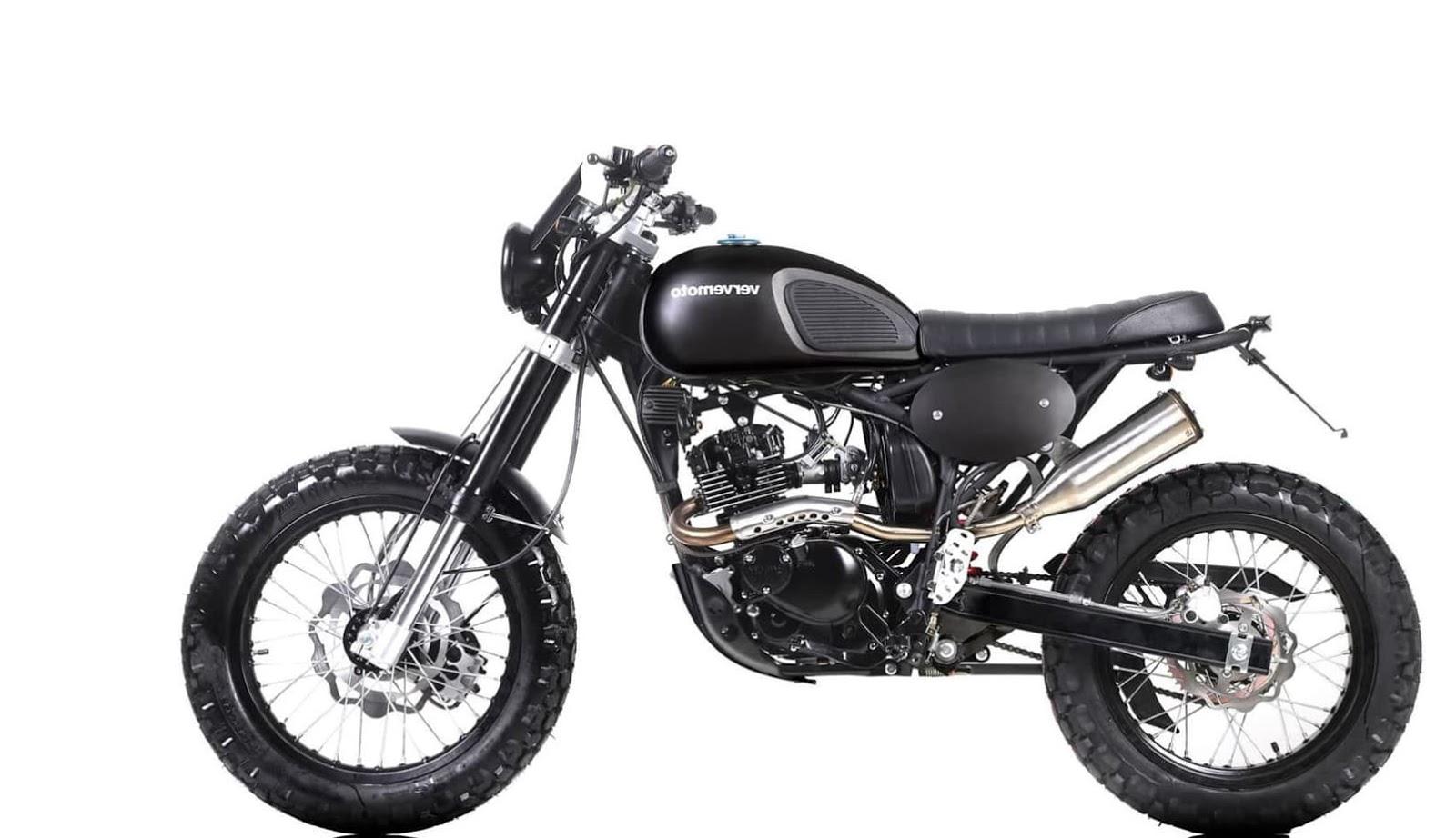 Sissi Moto Crema Usato verve moto tracker 125i and hero 125i spec