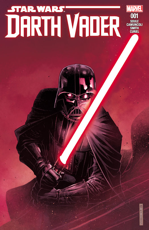 DARTH VADER #1 Coming in June