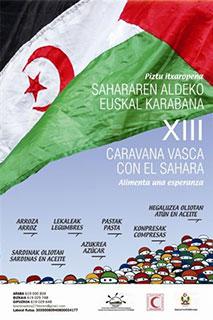 Abanto se suma a la XIII Caravana Solidaria Vasca Pro-Sahara