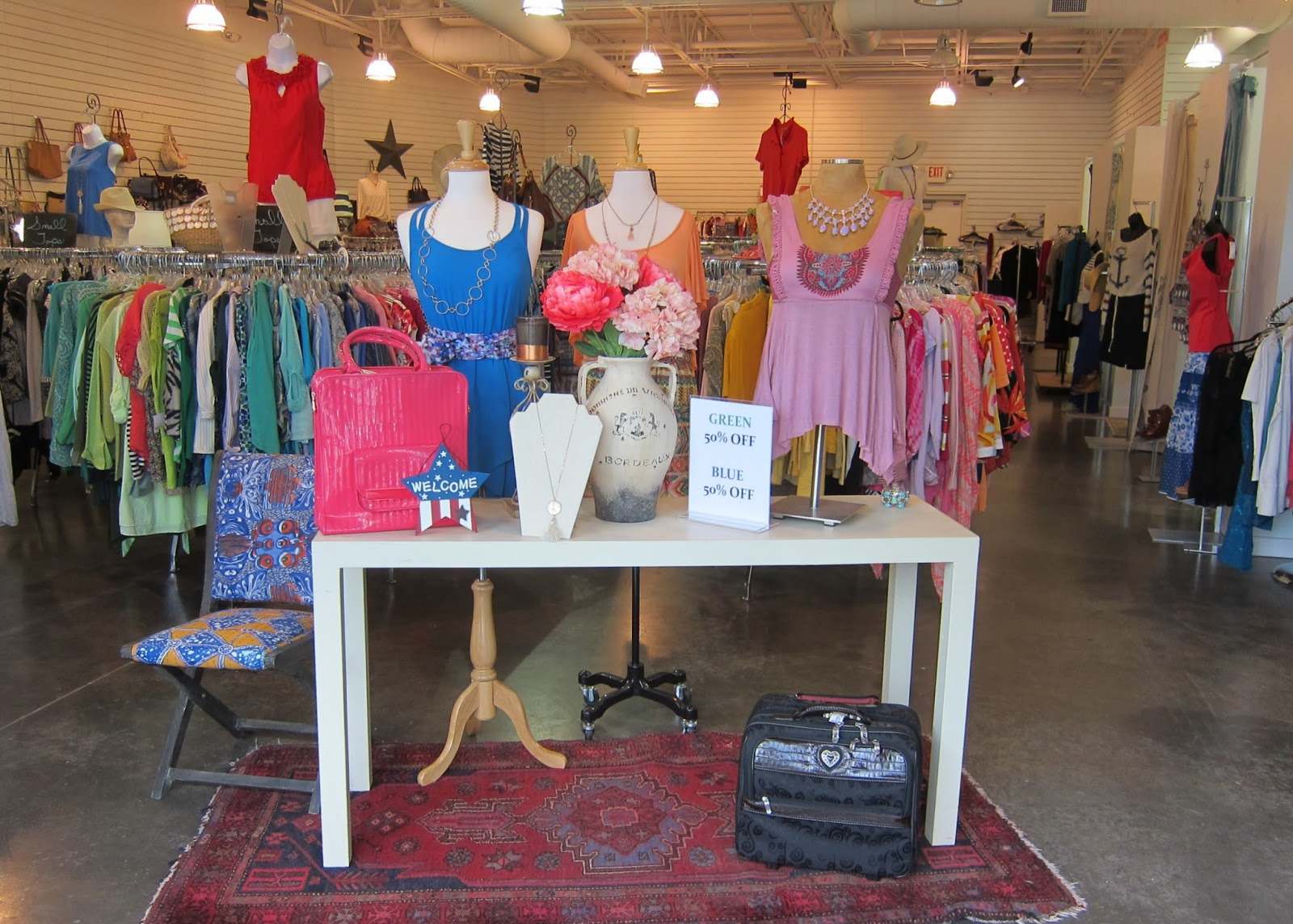 Talbots An Upscale Women S Clothing Store