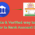 Know how to link Aadhaar number with your bank account