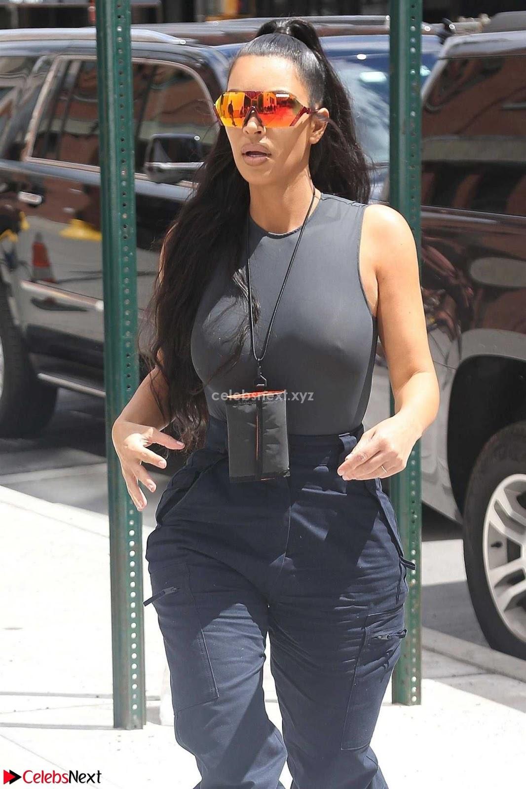 Kim Kardashian hard nipples visible form Tight T-Shirt Nipple Pokies Tits huge ~ CelebsNext.xyz Exclusive Celebrity Pics