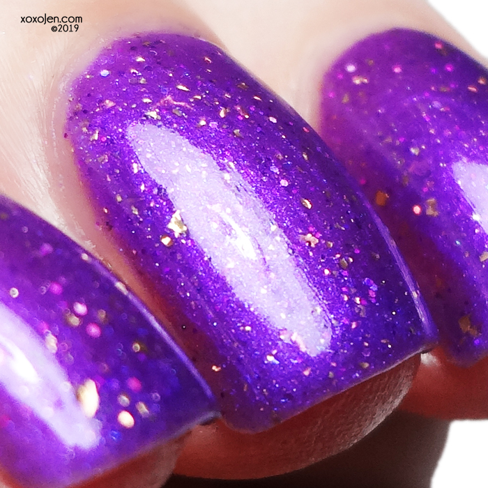 xoxoJen's swatch of 1850 Artisan Polish Dreamer of Dreams