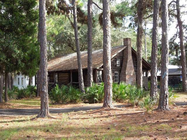 McMullen-Coachman log cabin