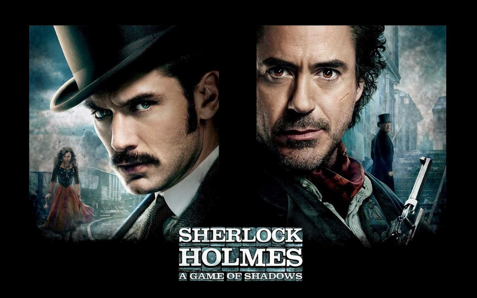 Download Sherlock Holmes: A Game of Shadows (2011) BluRay 720p