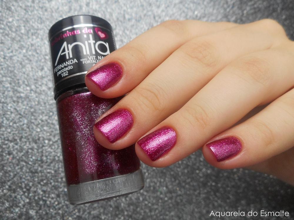 Esmalte Anita - Fernanda