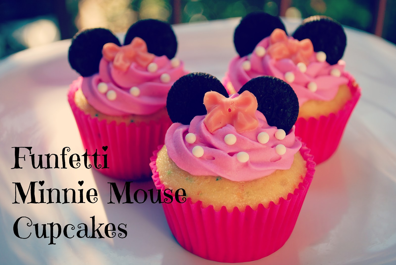 Lexi S Treats Minnie Mouse Birthday Party