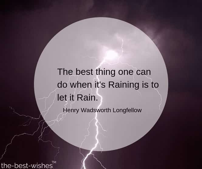 rainy good morning quotes of henry wadsworth longfellow