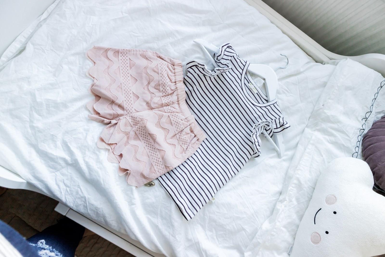 lapset, tytöt, tyttöjen vaatteet, lastenvaatteet, POMP de LUX,