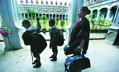 St. Joseph's School, Darjeeling popular as North Point