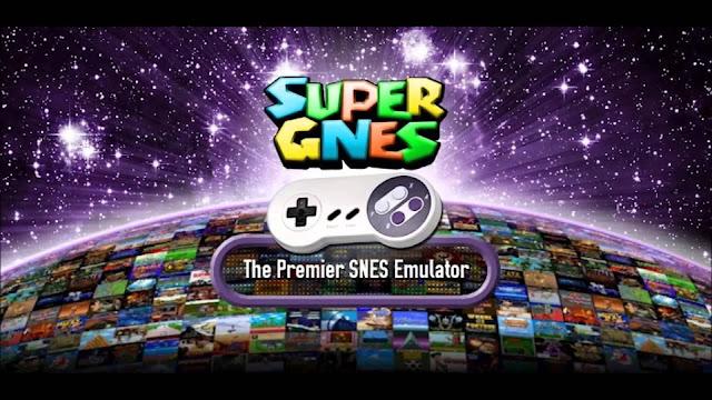 [ Emulador ] SuperGnes Gold 1.6.9 [ Android ] + 15 [ JOGOS ] - [ Atualizado ]