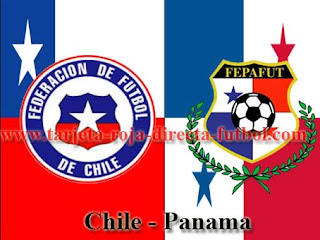 Chile vs Panamá 2016