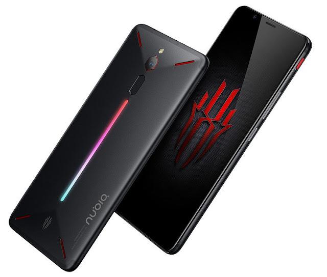 Nubia Red Magic, Smartphone Gaming Dengan Snapdragon 835 Dan Ram 8Gb