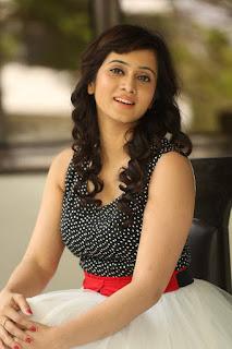 Actress Harshika  Pictures at Appudu Ala Ippudu Ila Press Meet  0017
