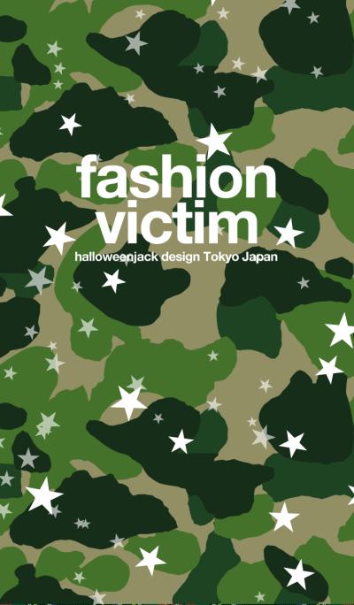 Fashion Victim #07 *star and camo