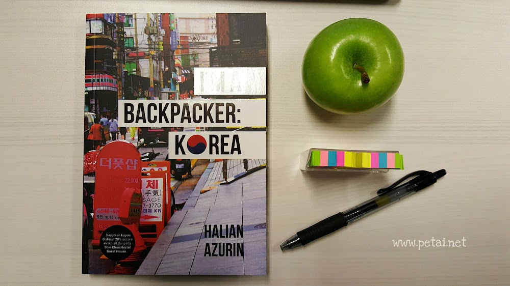 I'm Backpacker: Korea