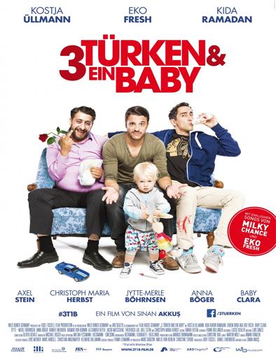 Ver 3 Türken & ein Baby (2015) Online