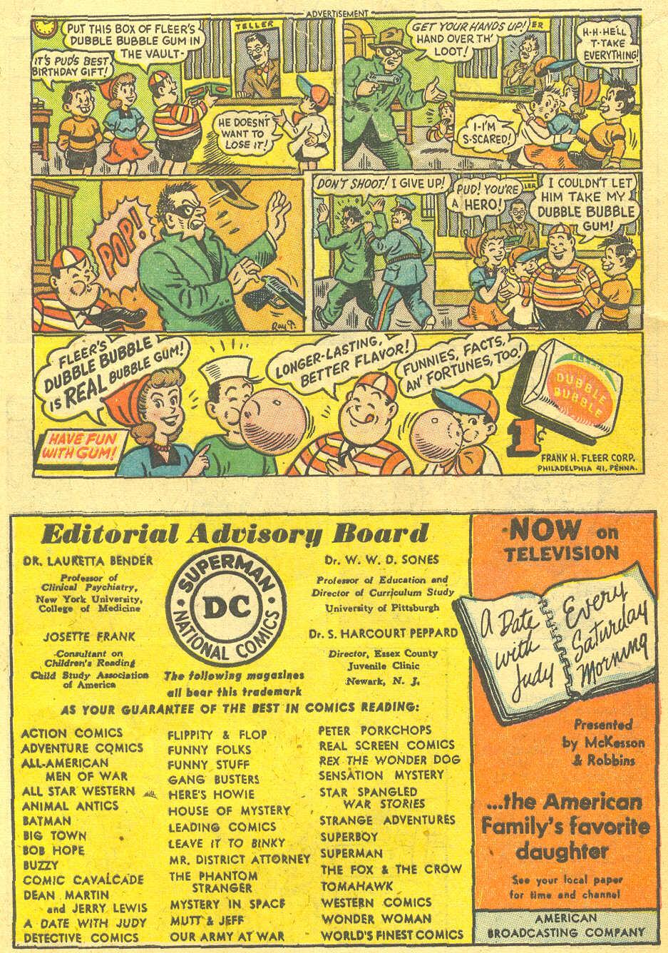 Strange Adventures (1950) issue 25 - Page 11