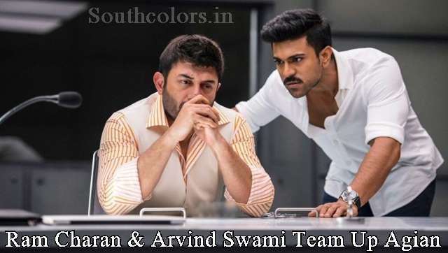 Ram Charan & Arvind Swami Team Up For Mani Ratnam