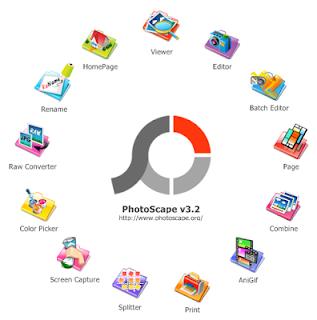 تحميل برنامج تركيب الصور فوتوسكيب