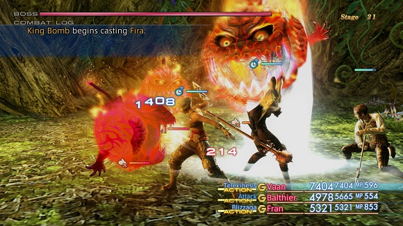Final Fantasy XII The Zodiac Age Day 1 Edition PC Free Download Screenshot 2