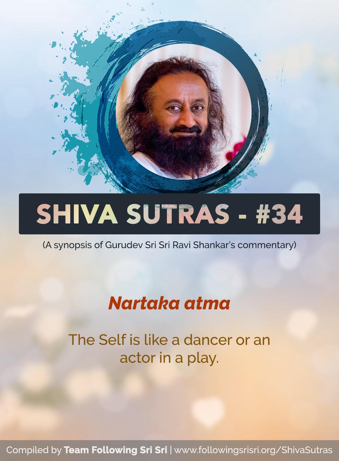 Shiva Sutras - Sutra 34