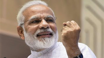 'Ajay Bharat, Atal BJP': Modi's slogan for 2019 polls