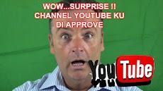 Akhirnya Channel You Tube Di Approve, Review Cuma 20 Hari