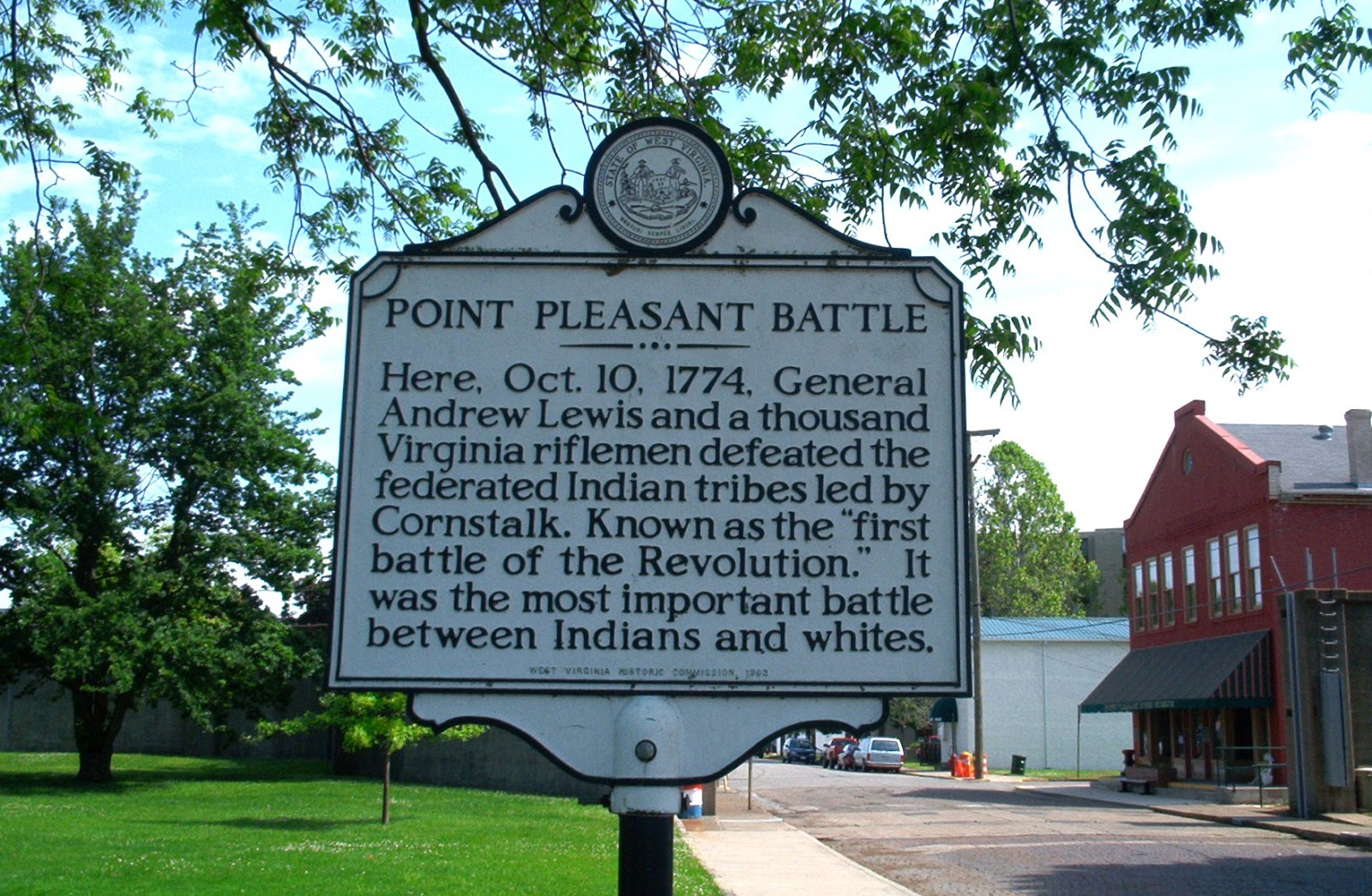 Point Pleasant Battle