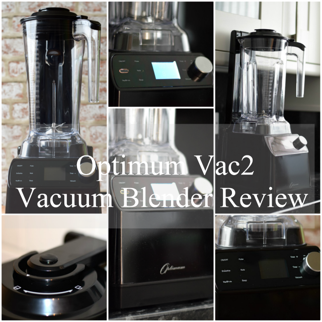 The Optimum Vac2 Vacuum Blender from Froothie