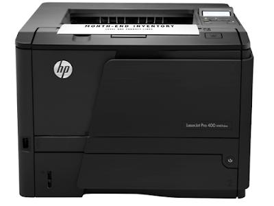 HP LaserJet Pro 400 M420dn Printer Drivers Download