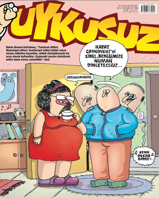 uykusuz 18 january 2018 cover